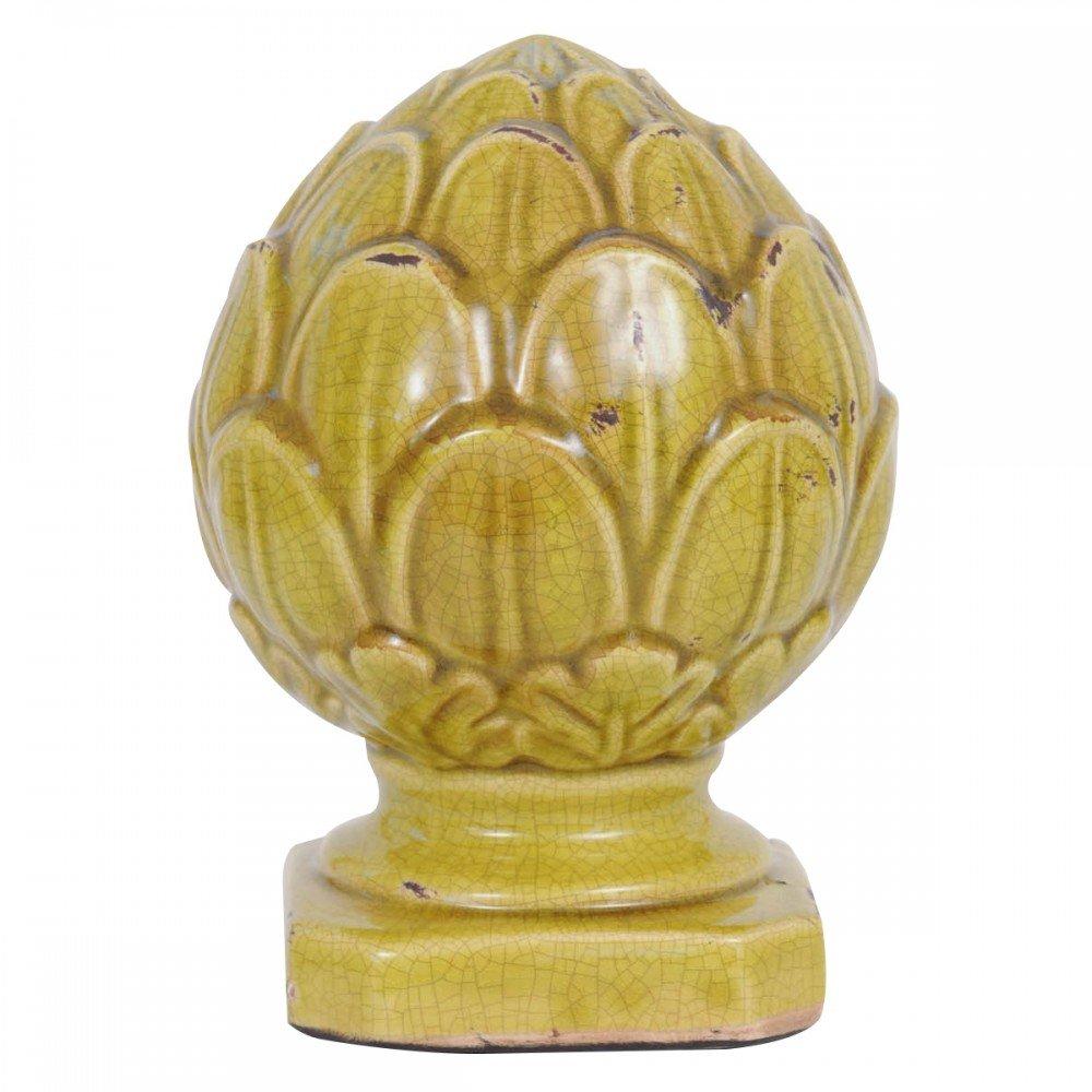 Pinha em Cerâmica